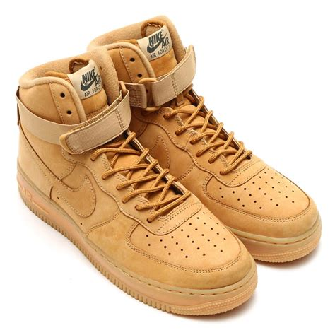 nike air force  high  lv wheat release date sneaker