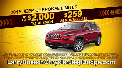 Larry Roesch Chrysler Jeep Dodge by Larry Roesch Chrysler Jeep Dodge