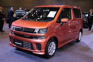 Suzuki Wagon R Price 2017 Suzuki Wagonr And Wagonr Stingray Prices Features