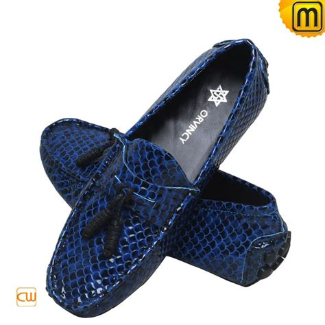 mens moccasin sneakers mens leather moccasin shoes cw740161