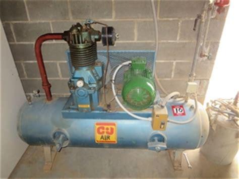 air compressor comp air broomwade type 2050 auction 0010 3004418 graysonline australia