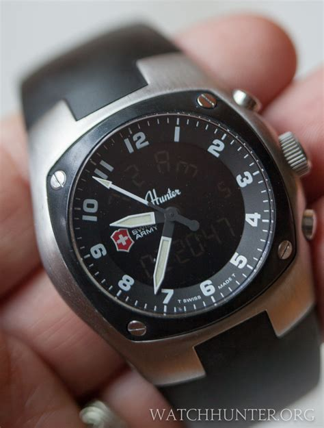 dna series swiss army