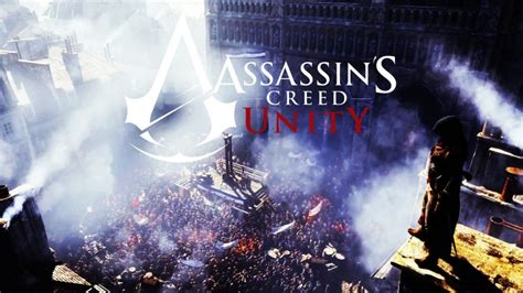 assassins creed unity  wide wallpapers