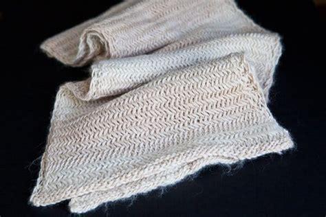 knitting pattern herringbone scarf knit herringbone scarf pattern steamy kitchen recipes