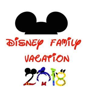 disney vacation 2018 **mickey*************fabric/t shirt