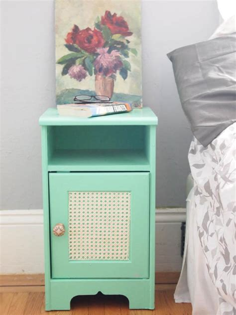 Ideas For Nightstands | ideas for updating an old bedside tables diy