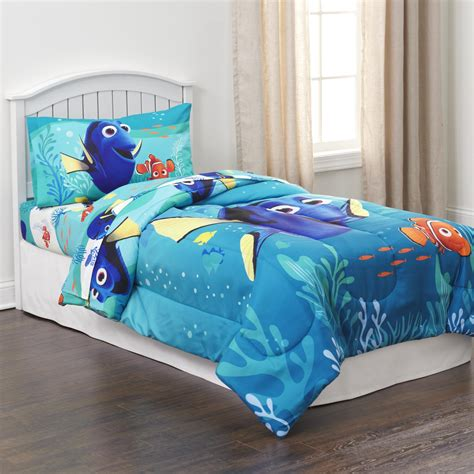 finding nemo bed set disney finding dory comforter