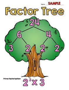 factors of 481 fill in the factor tree creative trees and the o reilly