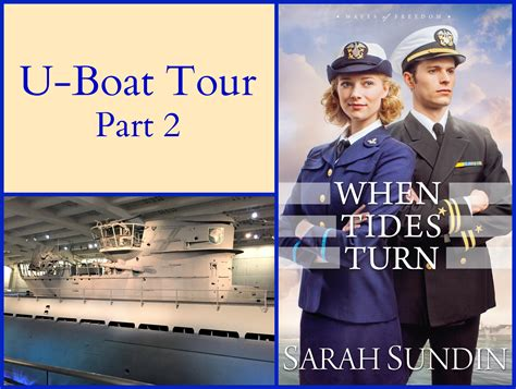 u boat tour when tides turn u boat tour part 2 and giveaway
