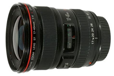 Lensa Canon Seri L 17 40 harga baru lensa canon ef 17 40mm f 4l usm info berbagai