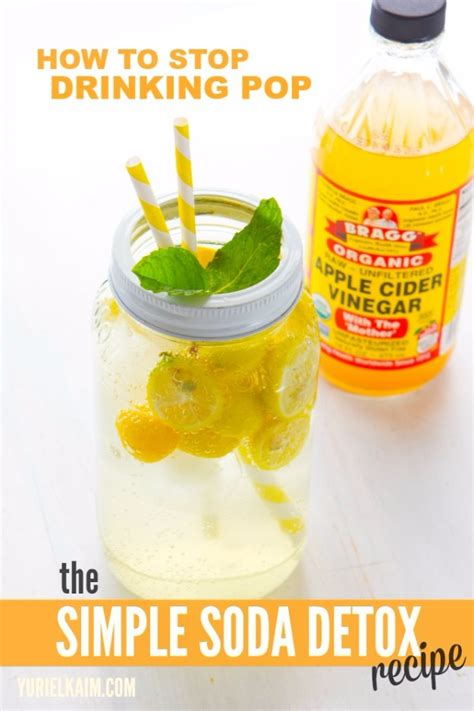 Diy Detox Drinks For Skin by 38 Diy Detox Ideas