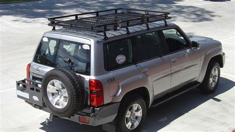 Roof Rack Patrol nissan patrol gu roof racks