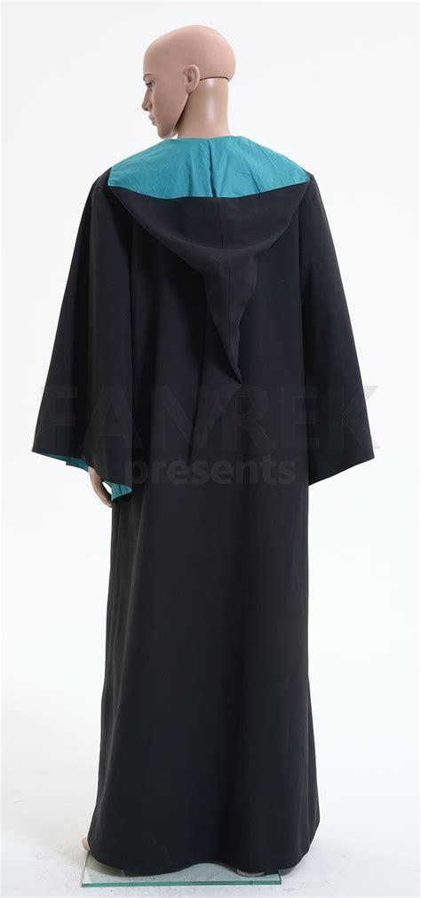 Jubah Harry Potter Slytherin Size S harry potter slytherin of hogwarts robe costume