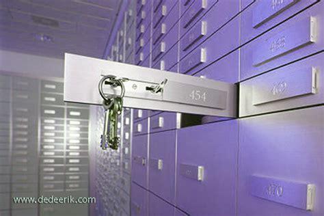 Safety Box Di Bank Mandiri pengertian harga safe deposit box bni bca dan mandiri