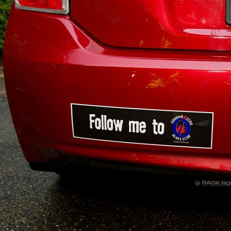 custom printed bumper sticker gallery