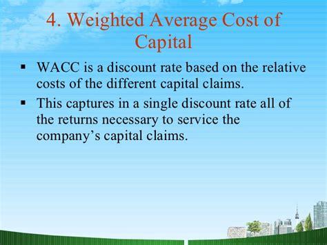 Wacc Mba by Finance All Ppt Mba Finance