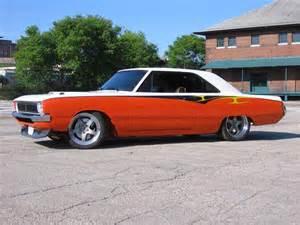 Dodge Dart 1970 1970 Dodge Dart 2 Door Hardtop Custom 60877