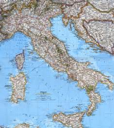 Detailed Map Of Italy by Detailed Italy Map