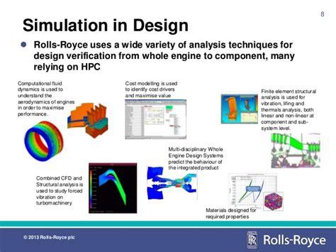 design management loughborough hpc midlands loughborough university and rolls royce hpc