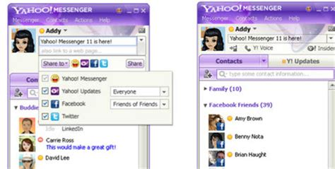 Yahoo Messenger Search Yahoo Messenger 11 Beta Techblissonline