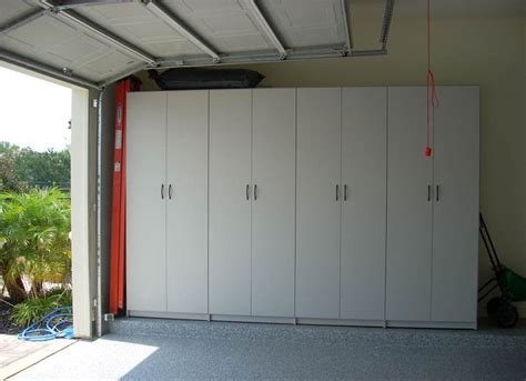 cabinet garage door diy sliding door garage cabinets garage