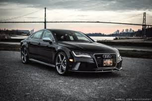 Rs7 Audi Audi Rs7 Black Wallpaper