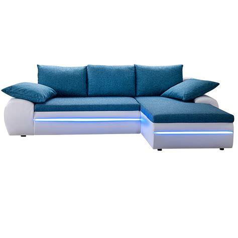 ecksofa mit led beleuchtung ecksofa mit beleuchtung sofa mit schlaffunktion