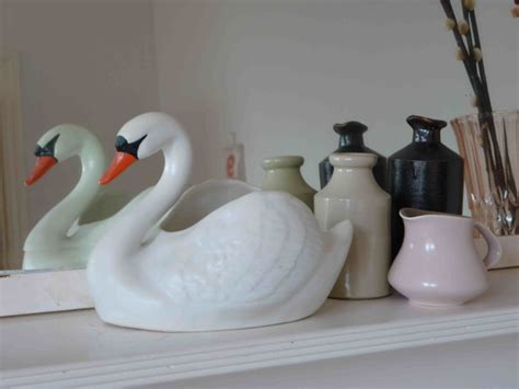 Swan Vase by Swan Vases A Collection Is Born Friend S House