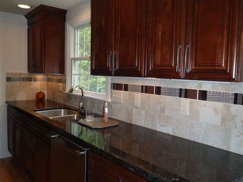6 inch tile backsplash kitchen backsplash design ideas photos and descriptions