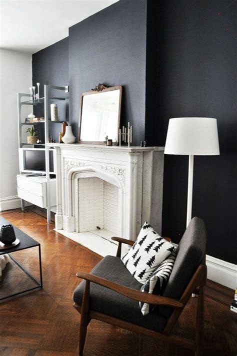 Mur Gris Salon by Le Gris Anthracite En 45 Photos D Int 233 Rieur