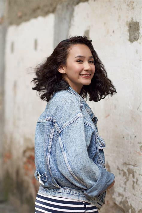 model rambut pendek wanita  rambut ikal model rambut