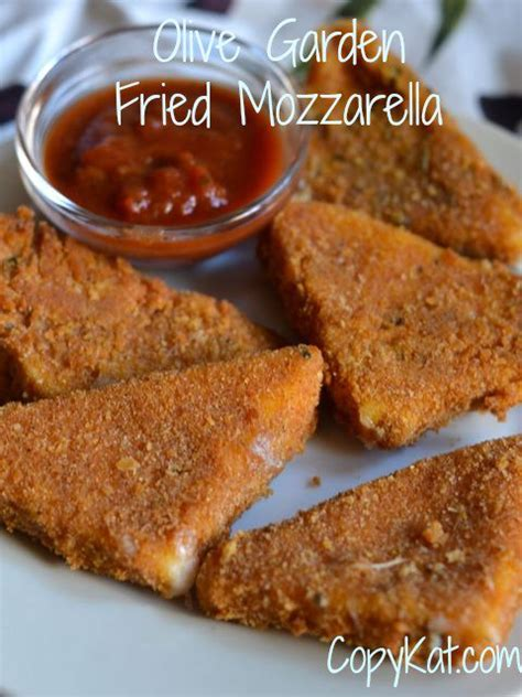 Can You Make Reservations At Olive Garden by Olive Garden Fried Mozzarella Make These At Home With