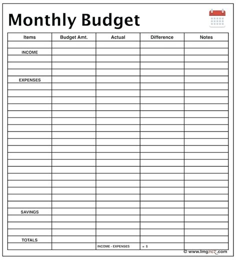 monthly expenses template monthly expenses template choice image template design ideas