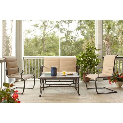 Home Depot Patio Tables Home Depot Patio Furniture Hton Bay Marceladick