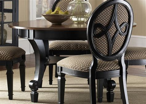 round table dining room furniture ashford place round dining table dining room furniture