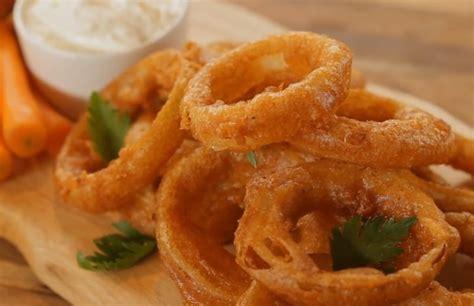 resep membuat onion ring resep onion rings ala yuda bustara muhammad idham azhari
