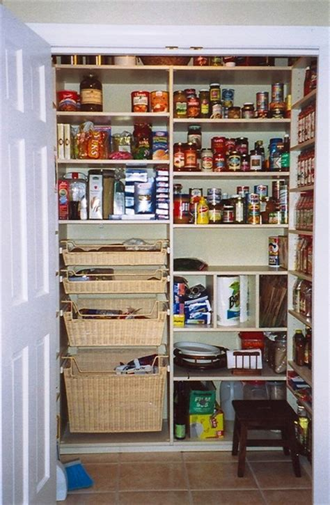 Kitchen Pantry Los Angeles Closet Factory Pantries Around The Country Traditional