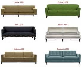 Types Of Sofas Help Custom Sofa Design Ak Studio