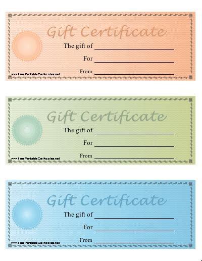 printable carluccio s vouchers gift certificate free printable template gift