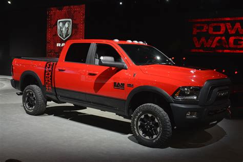 Ram Power 2017 ram 2500 power wagon demos its suspension