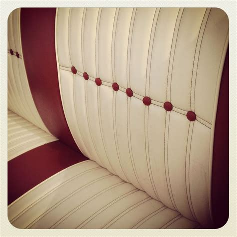 custom leather seats dallas upholstery white leather custom car show margaret hunt