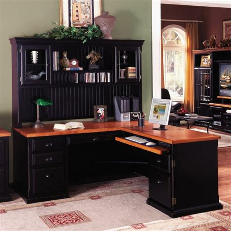 home office awesome home office design with corner black l