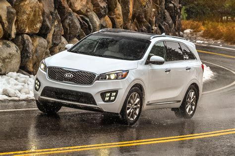 Kia Sorento 2016 Kia Sorento Reviews And Rating Motor Trend