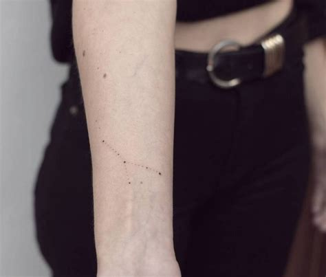 cancer constellation tattoo the 25 best cancer constellation ideas on