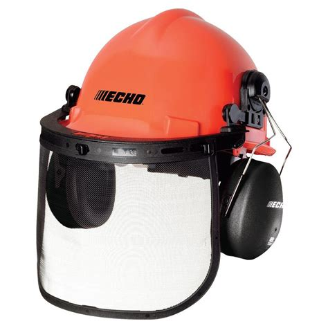 Safety Helm echo safety helmet system 99988801500 the home depot