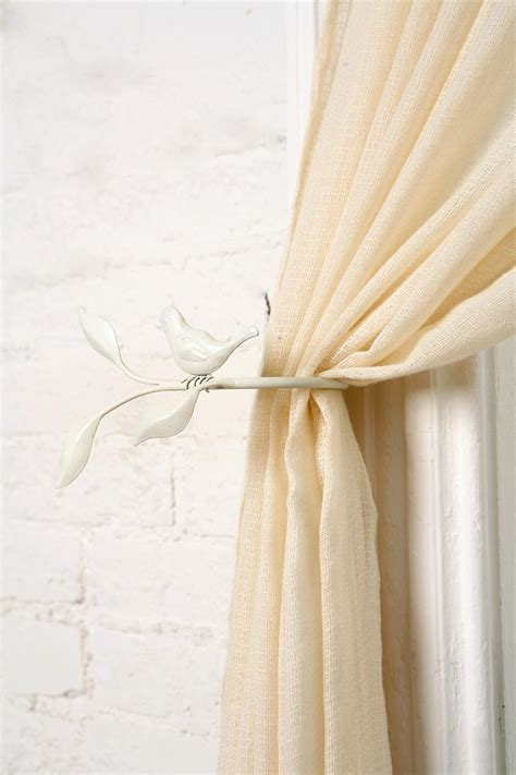 white tie curtains white curtain tie backs review white curtain tie backs