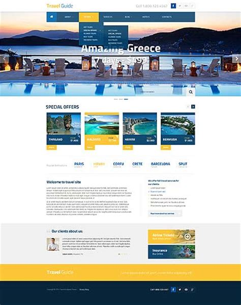 bootstrap theme free travel travel bootstrap template id 300111895 from bootstrap