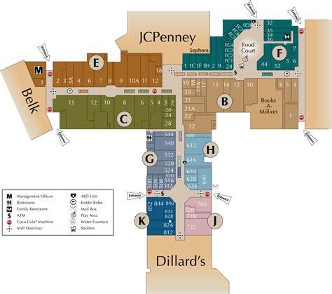 Garden State Mall Floor Plan 100 Garden State Plaza Floor Plan Chicago River