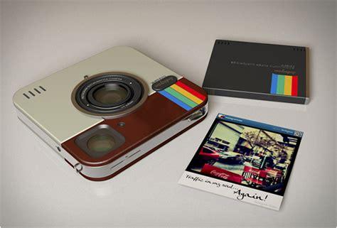 design stuff instagram polaroid instagram camera