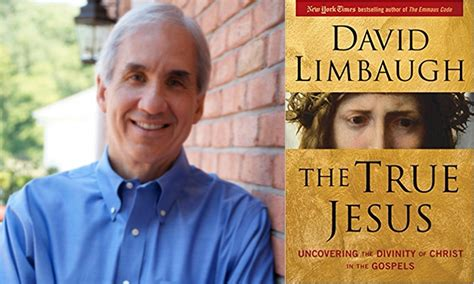 interview david limbaugh on his new book the emmaus code author interviews archives conservative book club